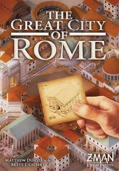 THE GREAT CITY OF ROME - Good Games