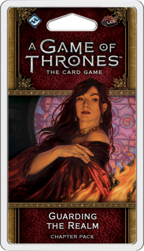 A Game Of Thrones 2nd Ed Lcg Guarding The Realm