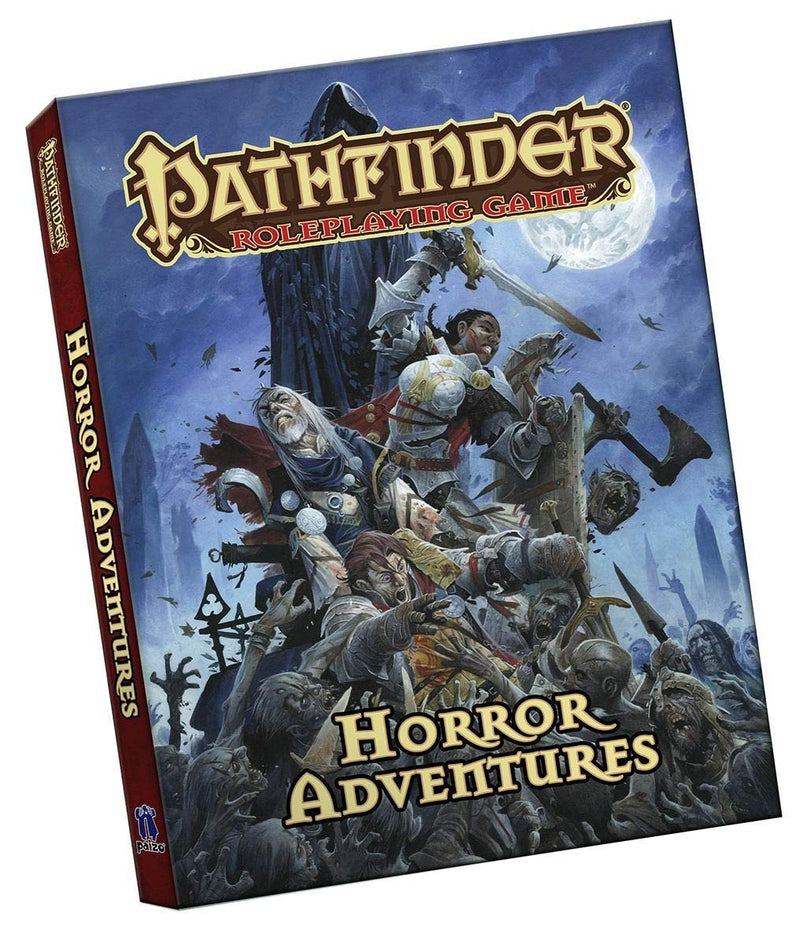HORROR ADVENTURES POCKET EDITION - PATHFINDER SECOND EDITION - Good Games