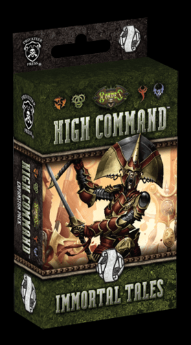 Pip61015 Hordes High Command Immortal Tales - Good Games