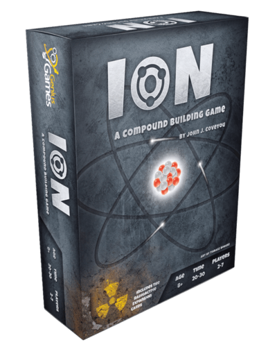 Ion A compound building game - Good Games
