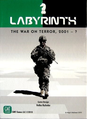 Labyrinth The War On Terror