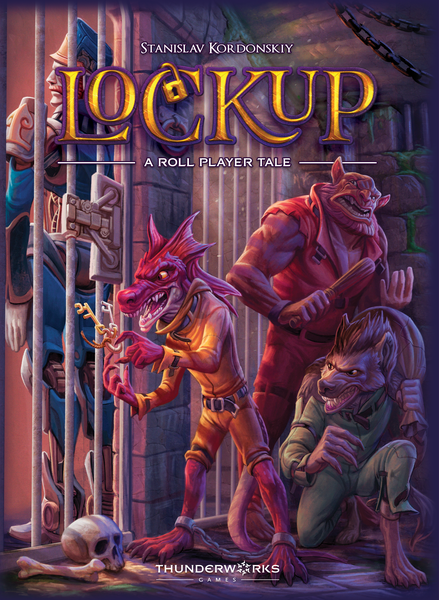 Lockup A Roll Player Tale