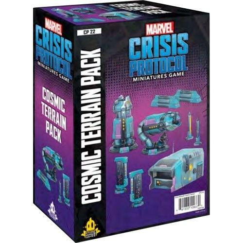 COSMIC TERRAIN PACK: MARVEL CRISIS PROTOCOL MINIATURES GAME - Good Games