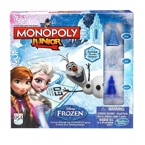 Monopoly Junior Frozen Game - Good Games