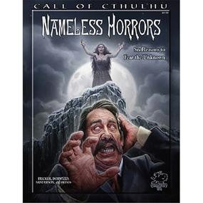Call Of Cthulhu Nameless Horrors