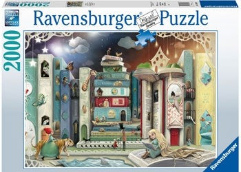 Ravensburger Novel Avenue - 2000 Piece Jigsaw