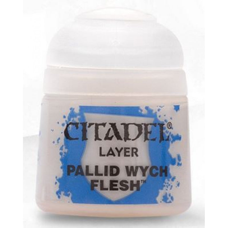 Citadel Layer Paint - Pallid Wych Flesh (12ml) 22-58
