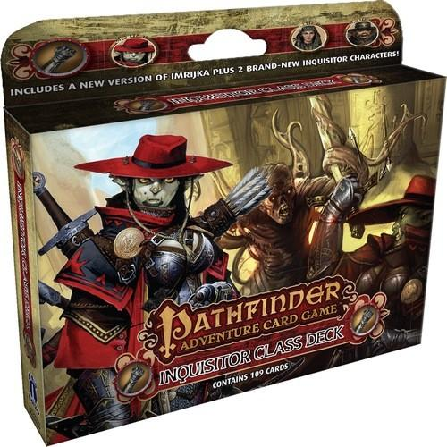 Pathfinder Class Deck Inquisitor - Good Games