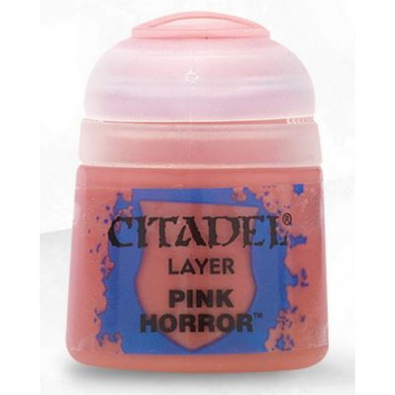 Citadel Layer Paint - Pink Horror (12ml) 22-69