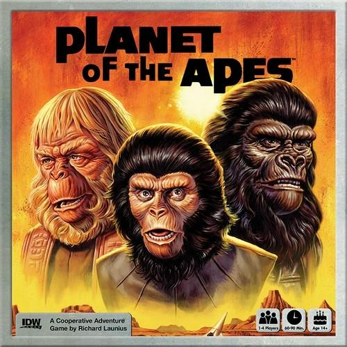 Planet Of The Apes - Good Games