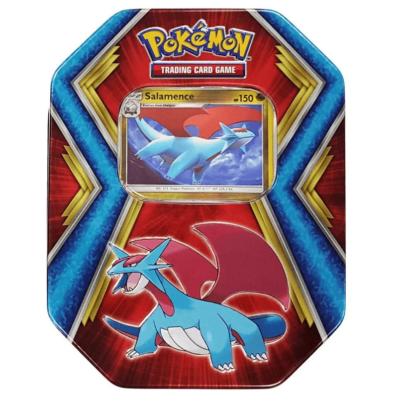 Pokemon Back Issue Collector Tin