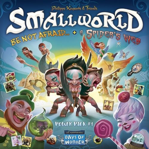 Small World Power Pack