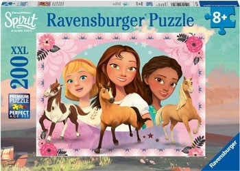 Ravensburger Spirit Adventure with Lucky - 200 Piece Jigsaw