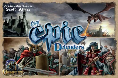 Tiny Epic Defenders - Good Games