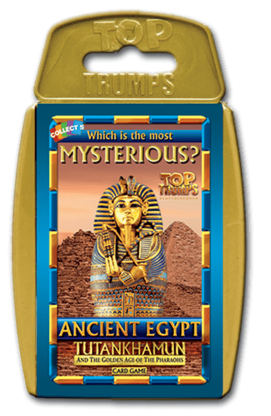 WMA Top Trumps Ancient Egypt - Good Games