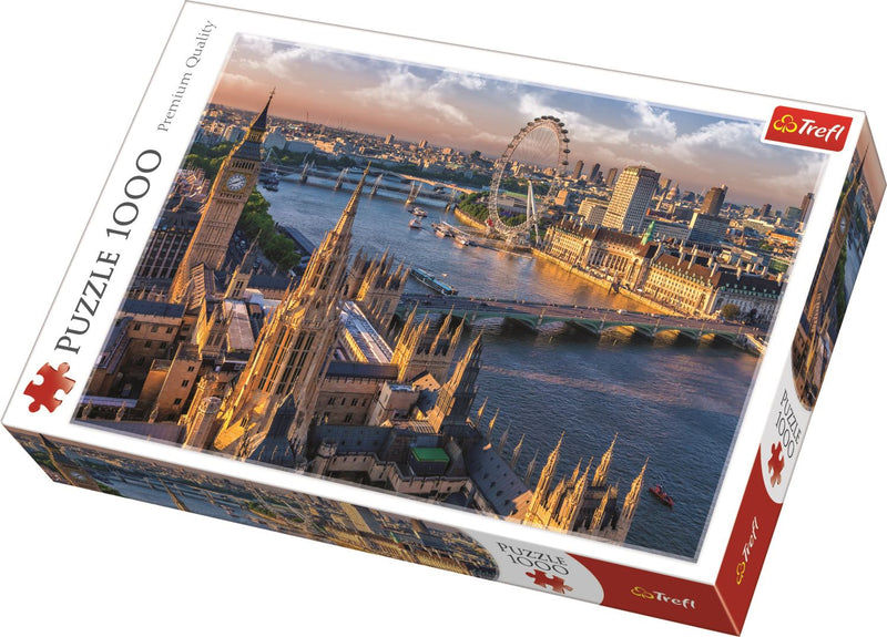 Trefl London 1000 Piece Jigsaw