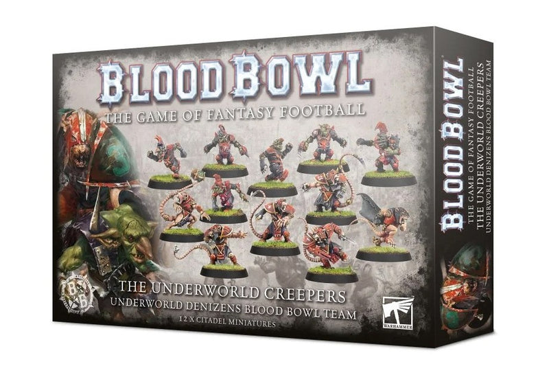 Blood Bowl: The Underworld Creepers 202-04