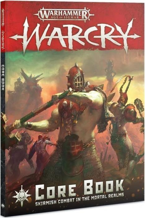 111-23 Age of Sigmar: Warcry Core Book - Good Games
