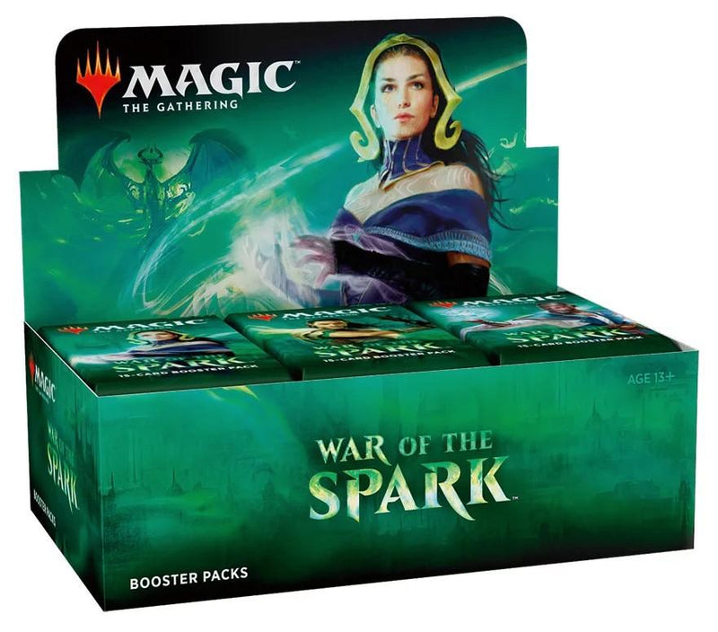 Magic the Gathering War Of The Spark Booster Box - Good Games