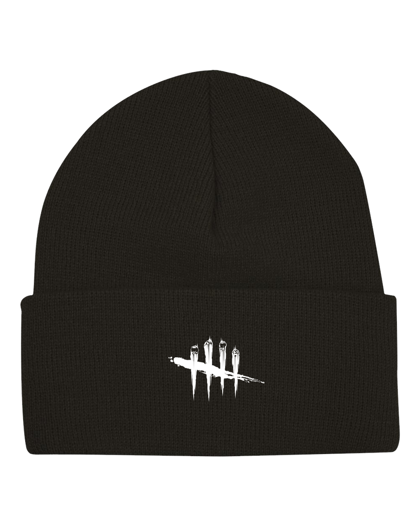 Dead by Daylight Black Beanie with Logo