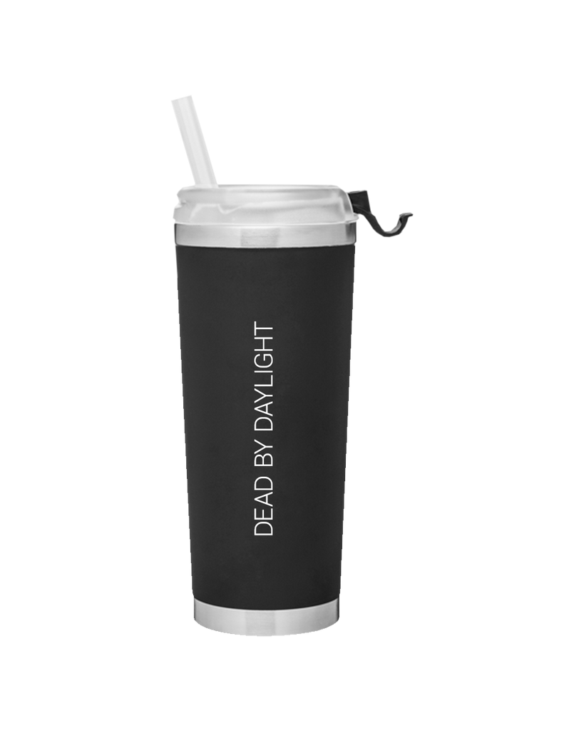 Dead by Daylight Black Travel Mug With Straw