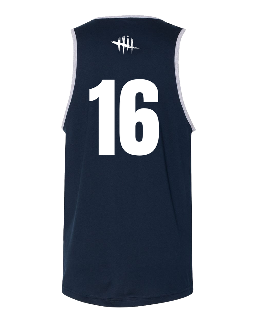 Dead by Daylight Basketball Jersey - Logo, 16