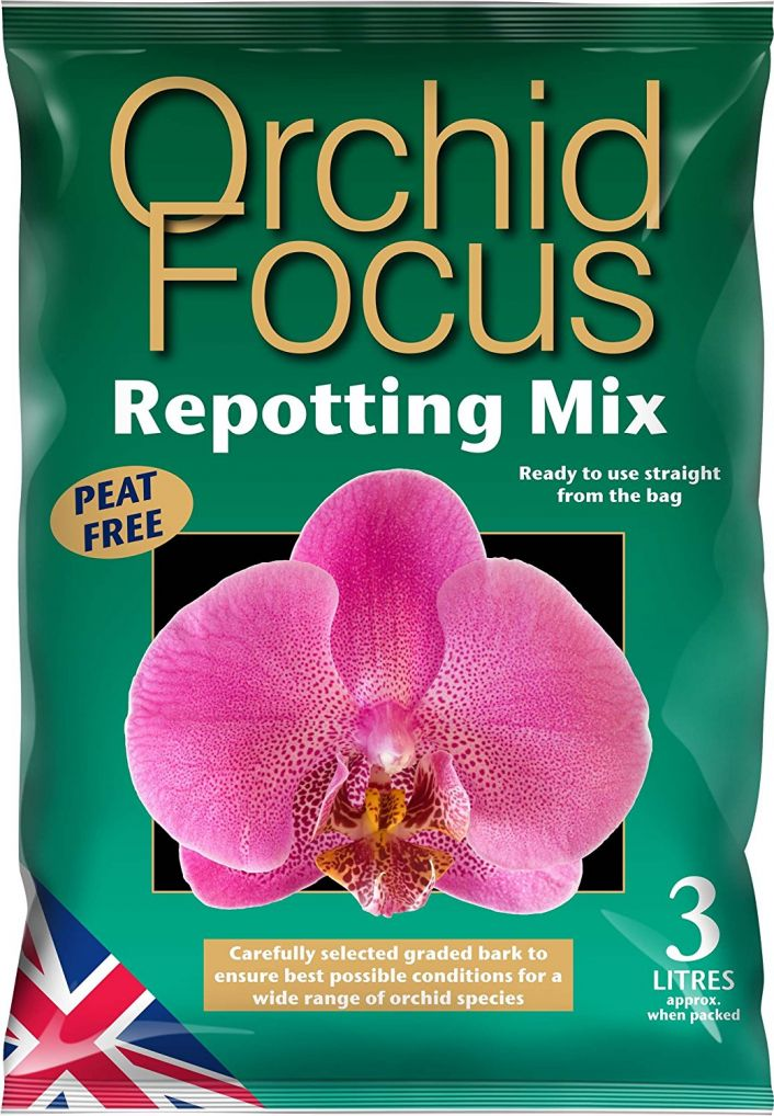 Оrchid Focus Repotting Mix  3l