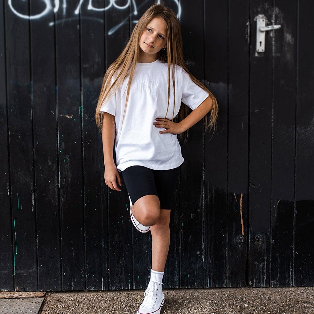 T-Shirt & Cycling Shorts Set