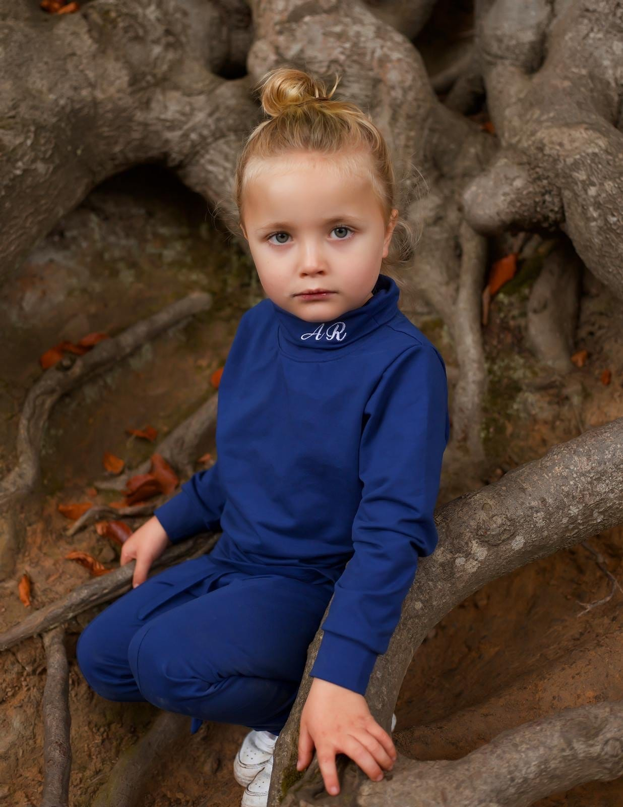 Clark and Beau Exclusive Blue Boys Loungewear