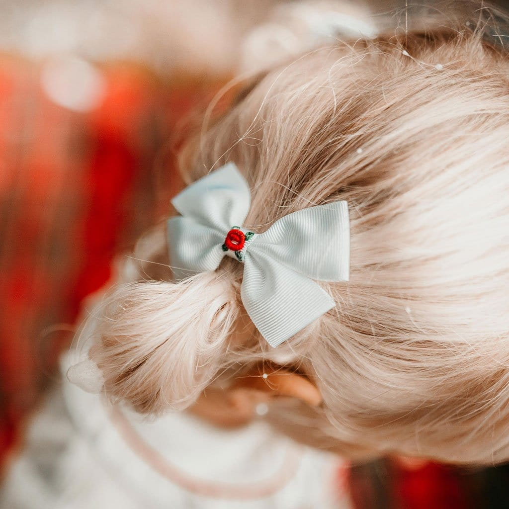 Sugar and Spice Pearl Bow