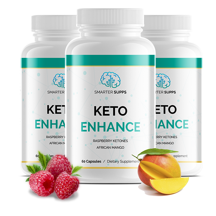 3 Bottles of Keto Enhance <br> 25% Discount <br>FREE SHIPPING