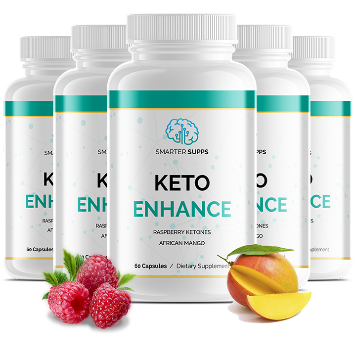 5 Bottles of Keto Enhance <br> 35% Discount <br>FREE SHIPPING
