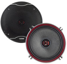 "Load image into Gallery viewer, EXL 5.25"" 3 OHM 2-WAY COAXIAL SPEAKER 340 WATTS WITH FIBER GLASS CONE"