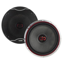 "Load image into Gallery viewer, EXL 6.5"" 3-OHM 2-WAY COAXIAL SPEAKER 400 WATTS WITH FIBER GLASS CONE"