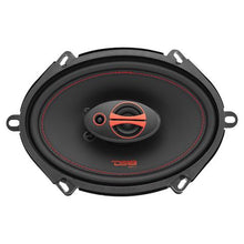 "Load image into Gallery viewer, GEN-X 5x7"" 3-WAY COAXIAL SPEAKERS 165 WATTS"