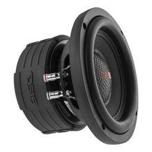 "Load image into Gallery viewer, ELITE 6.5"" SUBWOOFER 4 OHM 600 WATTS WITH CARBON FIBER DUST CAP DVC"