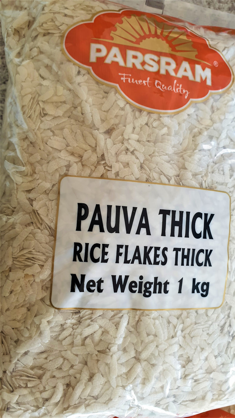 Poha Thick | Flattened Rice | Pohe - 1 kg