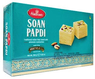 Soan Papdi by Haldiram's - 250 gm - Buy 1 Get 1 Free
