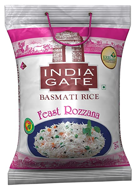 India Gate Rozana Basmati Rice 5 kg
