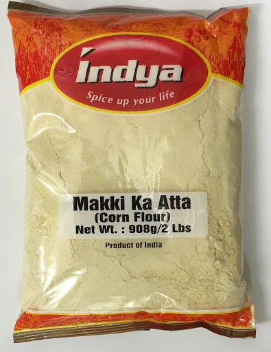 Makki Ka Atta | Yellow Corn Flour | Maize Flour 1kg