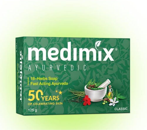 Medimix Ayurvedic Herbal Soap