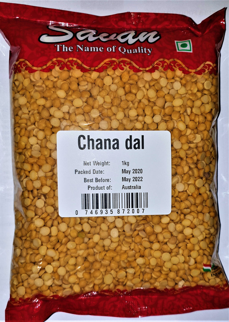 Chana Dal (Split chickpeas )