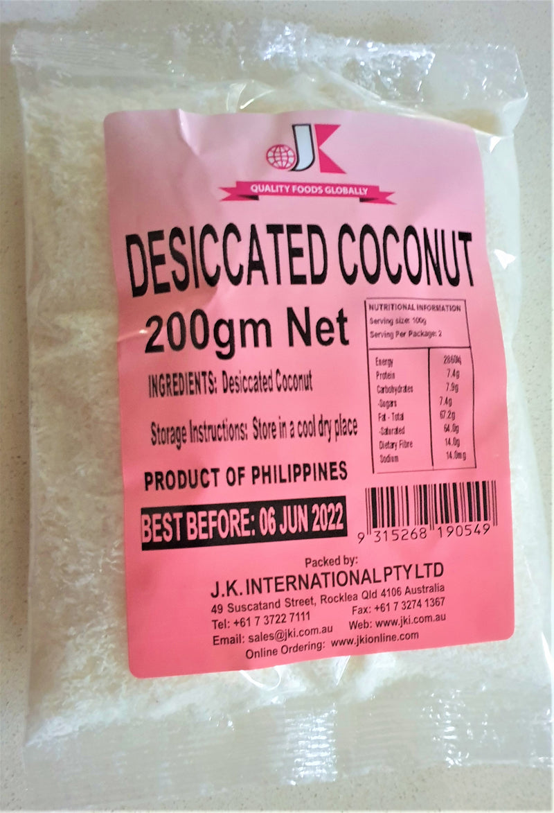 Dessicated Coconut | Dry Dessicated Coconut
