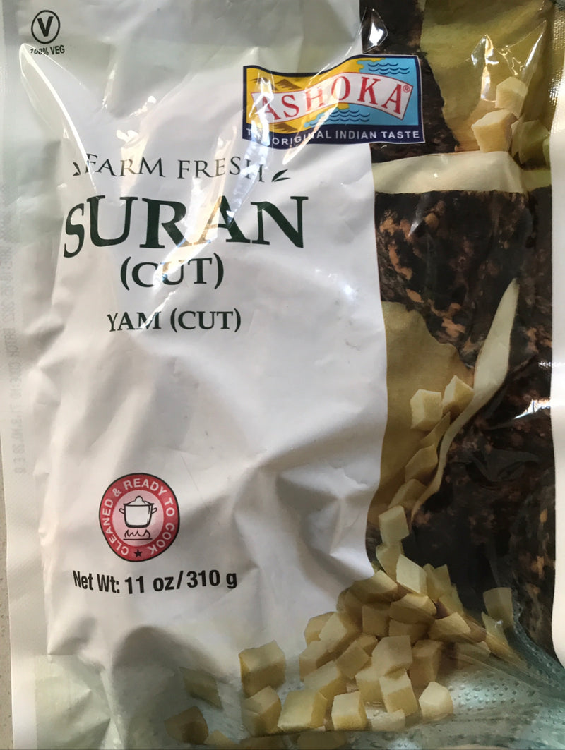 Suran Cut (Frozen ) - 310 gm