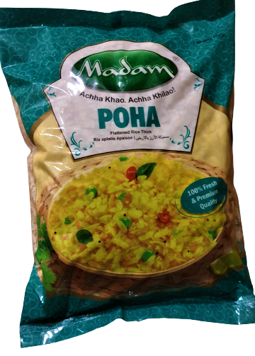 Poha Thick by Madam - 1 kg