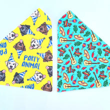 Load image into Gallery viewer, Party Animal Bandana