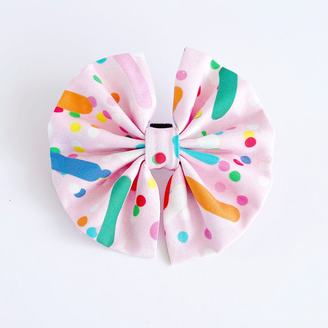 Sprinkle Surprise Bow
