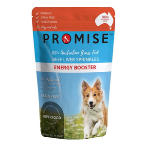 Promise Beef Liver Sprinkles - Energy Booster