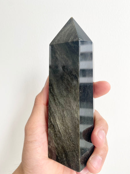Golden Sheen Obsidian Tower 12